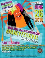 Anancy Festival Washington DC 2016