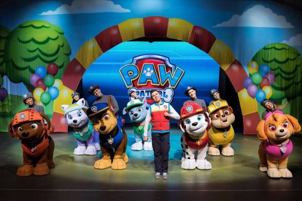 Paw Patrol Live! Race to the Rescue Photo