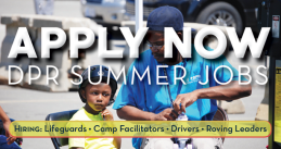 DPR Summer Jobs