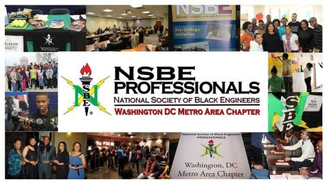 National Society of Black Engineers DC Professionals - Banner
