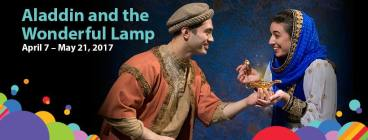 Aladdin and the Wonderful Lamp - Adventure Theatre