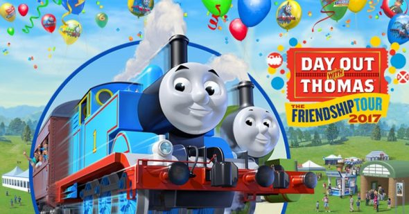 Day Out With Thomas - DOWT 2017 Logo