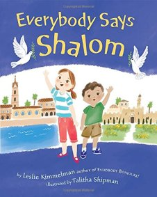 PJ Library - everybody say shalom