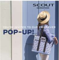 SCOUT Pop Up Event - Georgetown June 2017