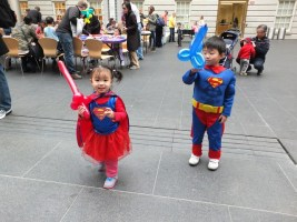 Superhero Family Day