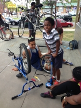 DC Public Library - Bike Repair Clinics