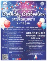 USA - Alexandria Birthday Celebration