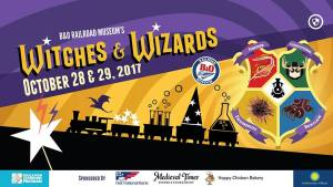 B&O Railroad Museum -Witches & Wizards FB Banner