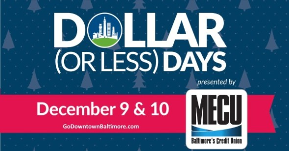 Baltimore Dollar Days 2017