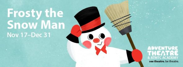 Frosty the Snow Man - Adventure Theatre MTC