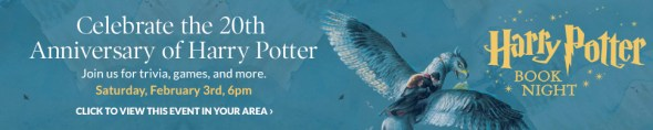 Celebrate Harry Potter - Barnes and Noble