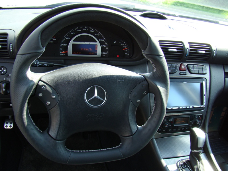 F1 Safety Car Wallpaper W203 Dtm Style Sport Steering Wheel Mbworld Org Forums