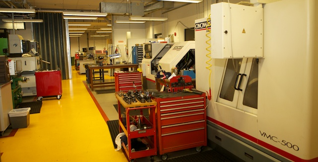 Workshop Facility  Mechanical  Manufacturing Engineering