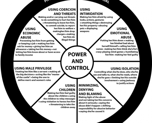 Power & Control Wheel (Duluth)