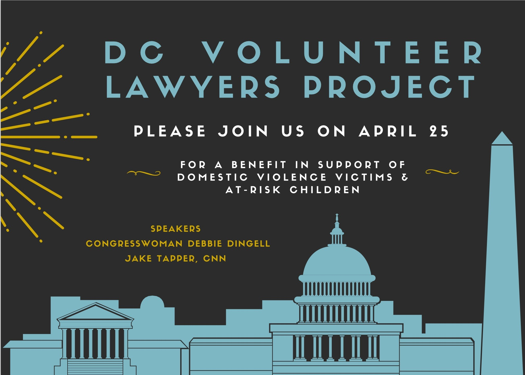 Benefit19 – DC Volunteer Lawyers Project