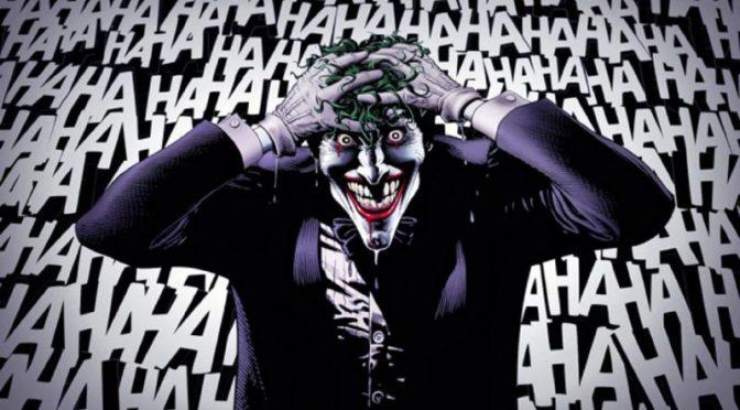 Batman Noir The Killing Joke Review by Ross McFadyen