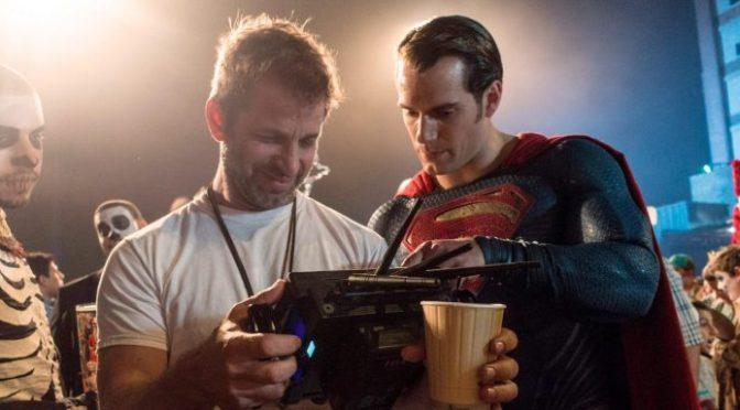 Zack Snyder Releases Batman V Superman Star Wars Trailer Mashup!