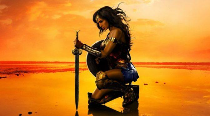 Amazing new wonder woman trailer