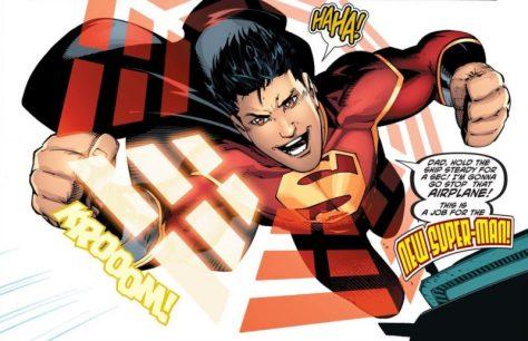 Kong Kenan - Superman