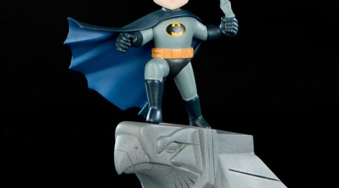 The world of DC Comics toys, figurines and collectors items