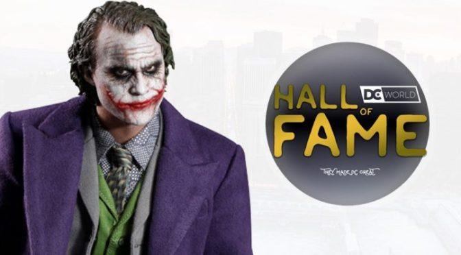 HOF: August Entrant #2 – Heath Ledger's Joker