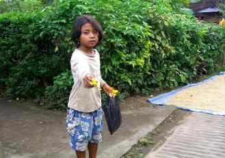 Kinder auf Bali