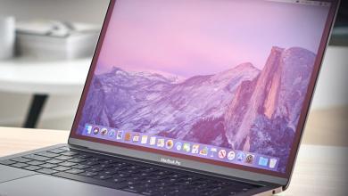 Photo of آبل تعلن عن إصدار جديد من MacBook Pro