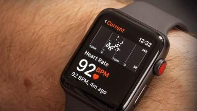 Photo of مركز التطوير الرقمي يتابع اطلاق آبل تطبيق تخطيط القلب لساعتها الذكية