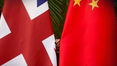 Photo of الصين تحذر بريطانيا من أن قرار حظر شركة هواوي من شبكات الجيل الخامس