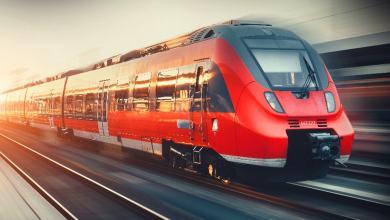 Photo of إنترنت ستارلينك يعمل في القطارات العالية السرعة
