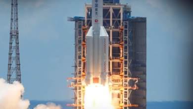 Photo of الصين تطلق أول قمر صناعي 6G  في العالم