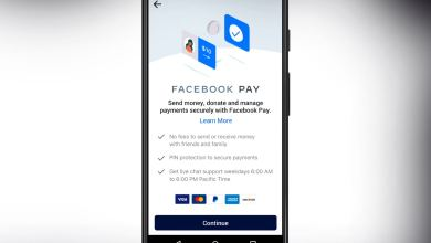 Photo of شبكة مدفوعات فيسبوك FastPay أسرع 7 مرات من شبكة فيزا