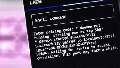 Photo of التطبيق الأوّل من نوعه لتشغيل أوامر Shell
