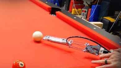 Photo of شاب يصنع عصا بلياردو تستطيع التغلب على أي لاعب