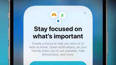 Photo of تعرف على وضع التركيز في iOS 15 و iPadOS 15؟