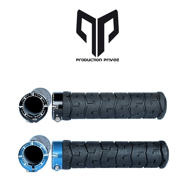 Production privee CR35 grips; production privee grips; new production privee grips; new privee grips; privee grips; privee lock on grips; mtb grips; lock on grips; mountain bike grips; cycling grips; production privee; privee mountain bike grips; production pirvee dealer; production privee uk; production pirvee dealer; production pirvee uk dealer; production privee shop; grips; lock on girps; black grips; pp grips; single sided lock on grips; single lock on grips; grips that change backsweep of your bars; grips that change upsweep of your bars; grips that change upsweep and backsweep of your bars; bikes; bike shop; D&D cycles; ddcycles; production privee cr35 grips blue; production privee cr35 grips black; intense black grips; alpine blue grips; production privee cr35 grips alpine blue; production privee cr35 grips intense black;