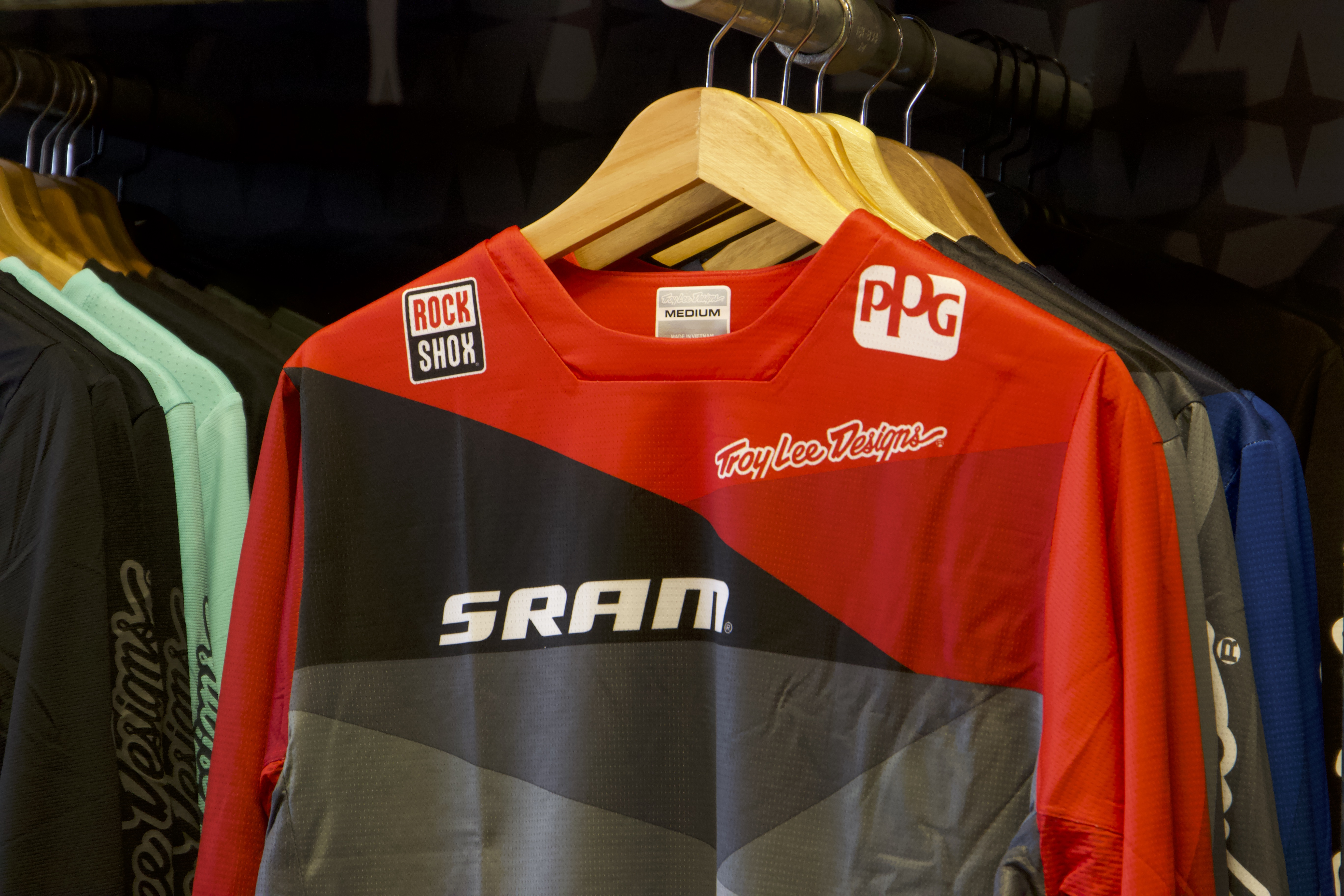 b9dfb7e8648 Troy Lee Designs Sprint Jersey - FREE UK Delivery