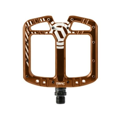 Deity TMAC Signature Pedals Bronze