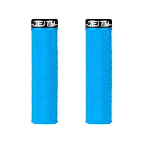 Deity Supracush Grips – Blue