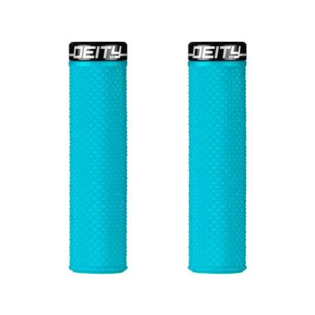 Deity Supracush Grips – Turquoise