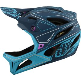 Troy Lee Designs Stage MIPS Helmet – Born From Paint Limited Edition