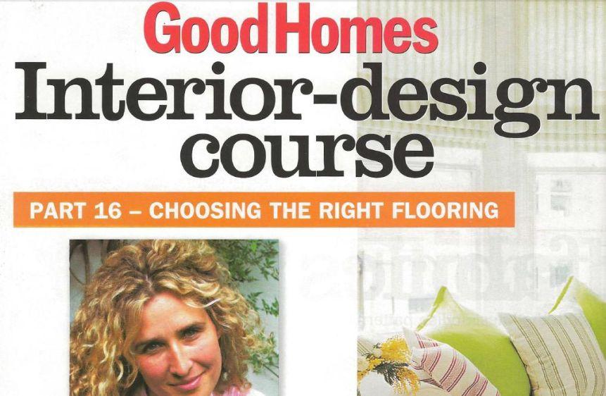 BBC Good Homes - Interior Design Course #16 - Flooring