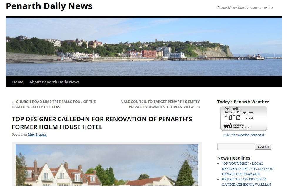 Penarth Daily News