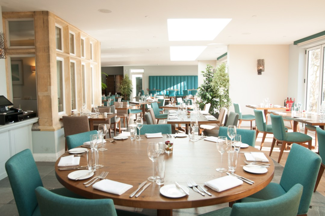 Holm House | Dining Room | Round Table