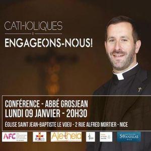 Conférence Abbé Grosjean - 9 Janvier 2017