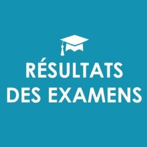 Examens 2017 - Félicitations aux lauréats