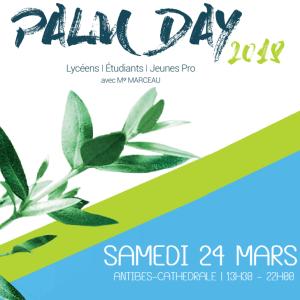 Palm Day 2018