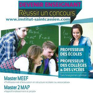 Réunion informations ISFEC Saint Cassien