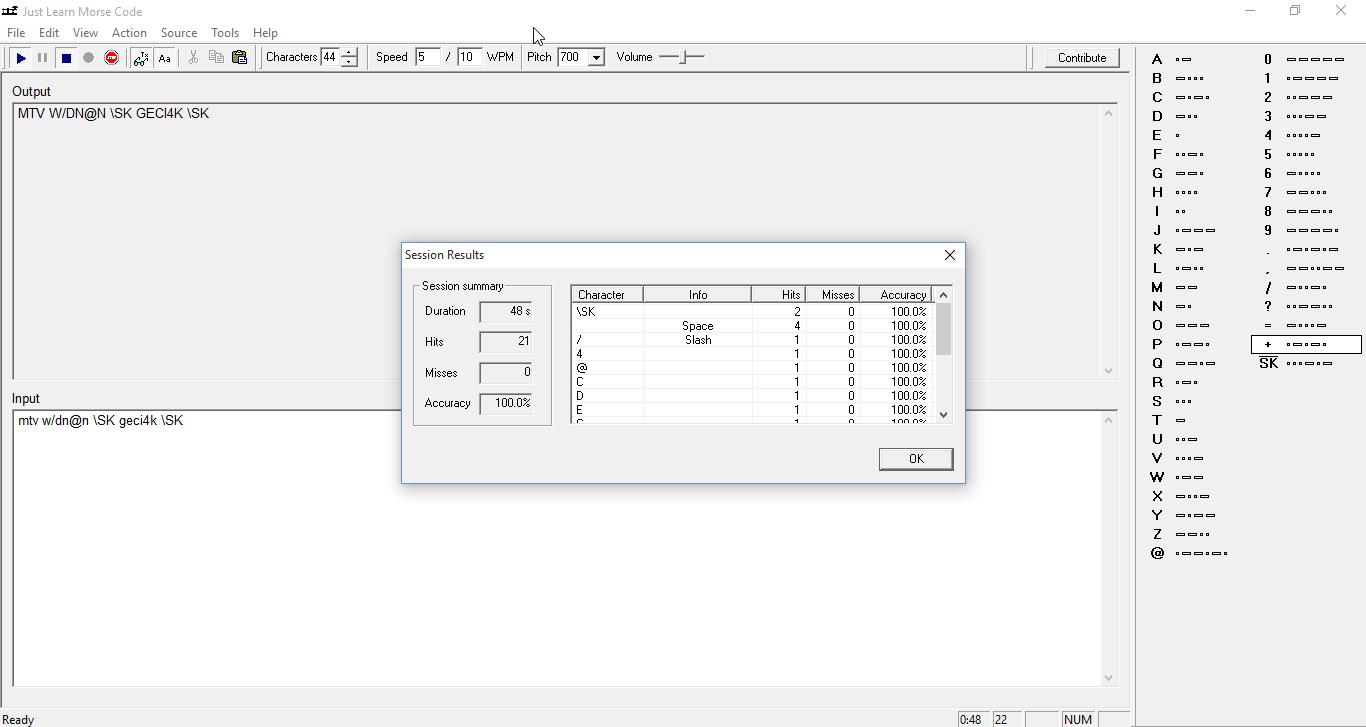 Re-Learning Morse Code – VE1DCD / VE1XT