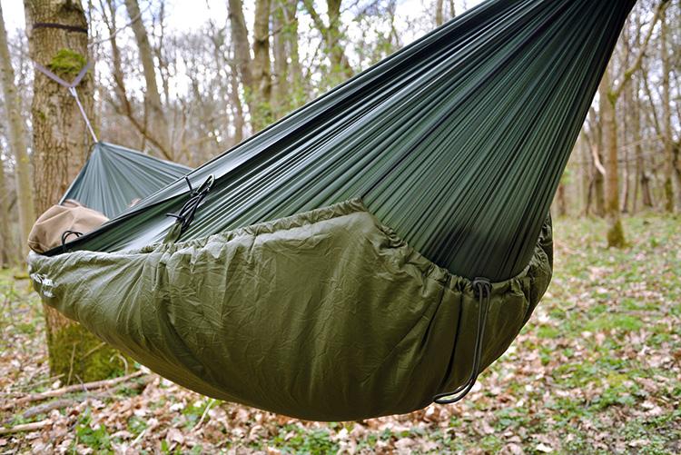 DD Underblanket hammock insulation  DD Hammocks